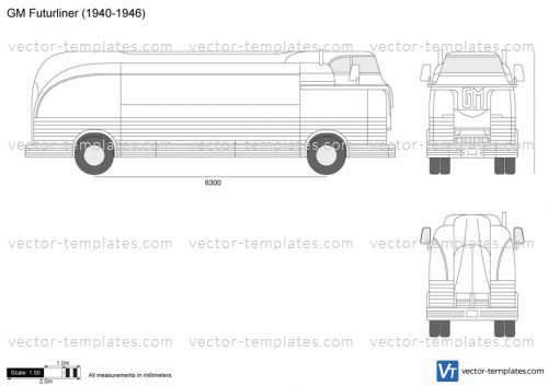 GM Futurliner (1940-1946)