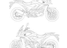 Honda NC700X DCT ABS