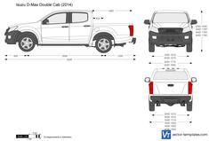 Isuzu D-Max Double Cab