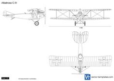 Albatross C-III
