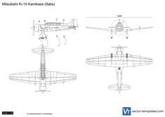 Mitsubishi Ki-15 Kamikaze (Babs)