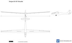 Breguet Br-901 Mouette