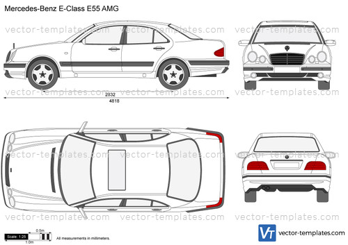 templates - cars - mercedes-benz
