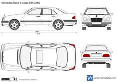 Mercedes-Benz E-Class E55 AMG