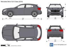 Mercedes-Benz GLA-Class X 156