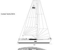 Contest Yachts 50CS