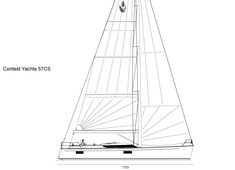 Contest Yachts 57CS