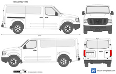 Nissan NV1500