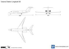 Cessna Citation Longitude SD