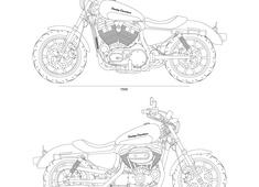Harley-Davidson XL883L SuperLow