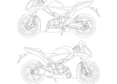 Honda CBR600F (2012-)