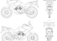 Honda XL 125 V Varadero