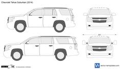 Chevrolet Tahoe Suburban