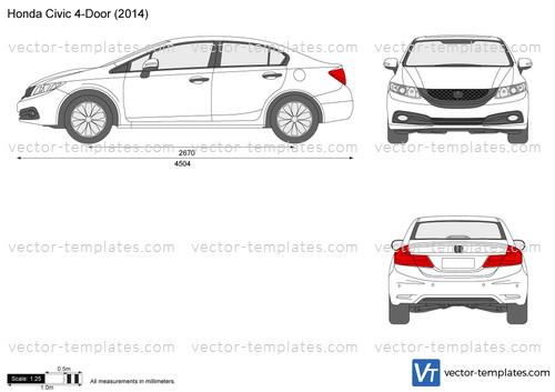 Honda Civic 4-Door