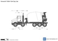Kenworth T359A 10x4 Day Cab