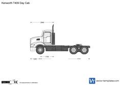 Kenworth T409 Day Cab