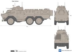 Ratel Vehicle