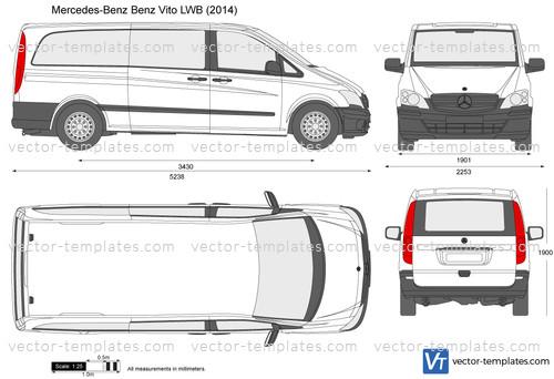 Mercedes-Benz Vito LWB