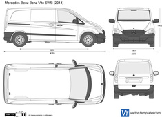 Mercedes-Benz Vito SWB
