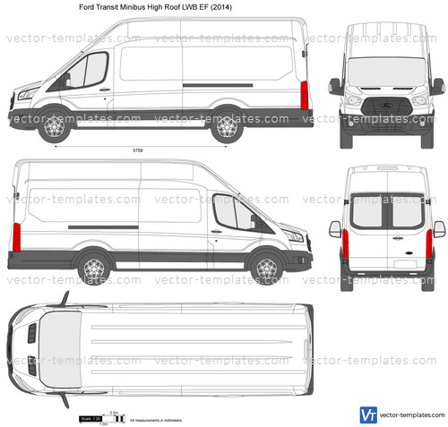 Ford Transit Minibus High Roof
