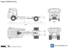 Nissan UD2600K