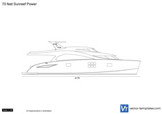 70 feet Sunreef Power