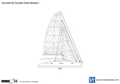 Sunreef 92 Double Deck Modern