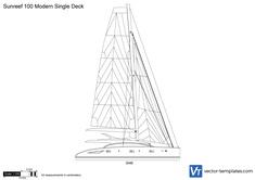 Sunreef 100 Modern Single Deck