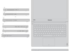 Lenovo IdeaPad U300 U300S U400