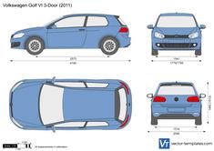 Volkswagen Golf VI 3-Door
