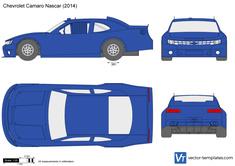 Chevrolet Camaro Nascar