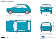 Peugeot 104 C12