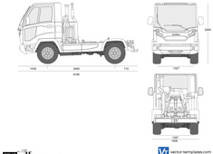 Multicar M31 Chassis