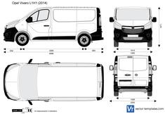 Opel Vivaro L1H1