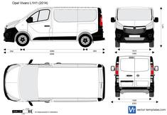 Opel Vivaro L1H1 Combi