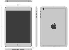 Apple iPad Mini 2 3 WiFi
