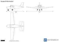 SOCATA GY-80 Horizon