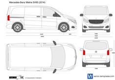 Mercedes-Benz Metris SWB W447