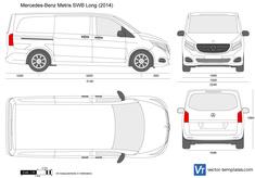 Mercedes-Benz Metris SWB Long W447