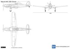 Macchi MC-205 Orione