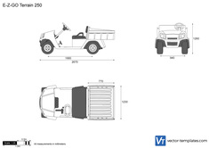 E-Z-GO Terrain 250