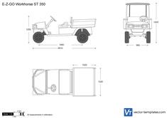 E-Z-GO Workhorse ST 350