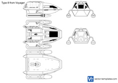 Type 8 from Voyager