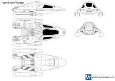 Type 9 from Voyager