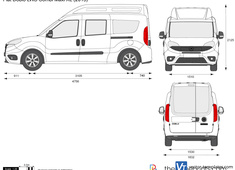 Fiat Doblo LWB Combi Maxi XL