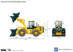 Hyundai HL730-9A Wheeled Loader