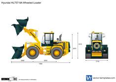Hyundai HL757-9A Wheeled Loader