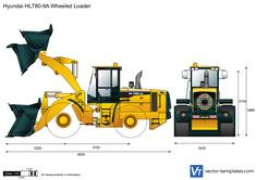 Hyundai HL780-9A Wheeled Loader