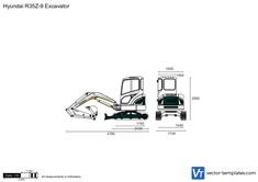 Hyundai R35Z-9 Excavator