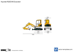 Hyundai R25Z-9A Excavator